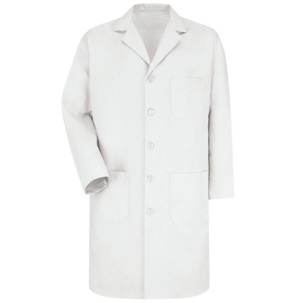 Men's RED KAP Lab Coat