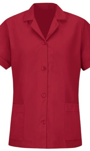 Women's Smock Loose Fit Short Sleeve