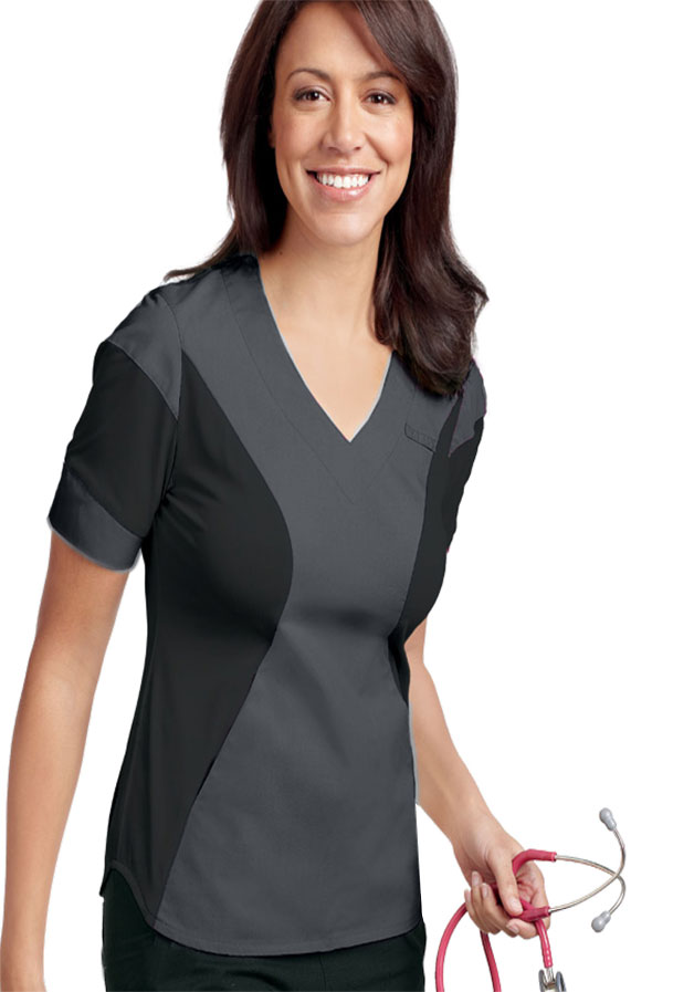 MOBB Ultra Flexi Scrub Top