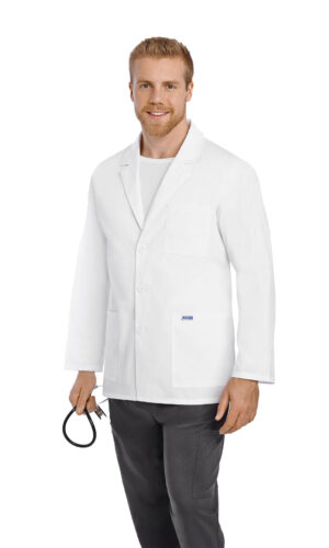 Unisex Half Length Lab Coat
